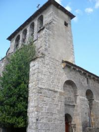 Idée de Sortie Gaillac d'Aveyron Eglise de St-Etienne-de-Viauresque