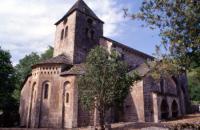 Idée de Sortie Saint Saturnin de Lenne Église romane de Canac
