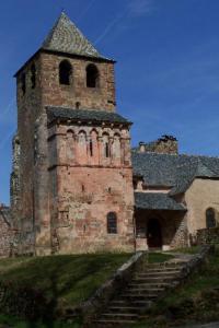Idée de Sortie Coubisou Eglise de St Pierre de Bessuéjouls