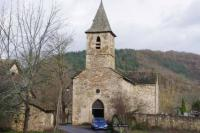 Idée de Sortie Saint André de Najac Chapelle Notre Dame de Laval