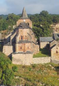 Idée de Sortie Montrozier Eglise romane Sainte Fauste