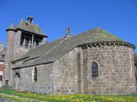 Idée de Sortie Gourdièges Eglise de Thérondels