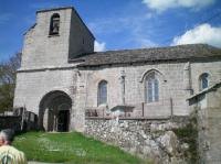 Idée de Sortie Vézins de Lévézou Eglise Saint-Amans-du-Ram