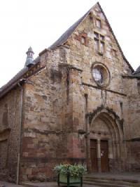 Idée de Sortie Saint Saturnin de Lenne Église des Pénitents - Chapelle des Augustins