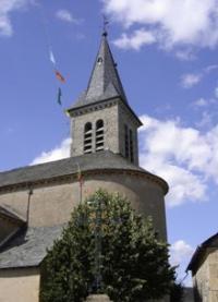Idée de Sortie Gaillac d'Aveyron Église de St Martin de Lenne