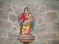 Idée de Sortie Canet de Salars Chapelle Notre-Dame d'Aures