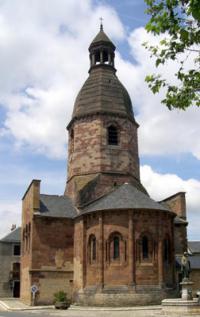 Idée de Sortie Saint Saturnin de Lenne Église de St Saturnin de Lenne