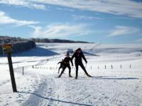 Idée de Sortie Saint Rémy de Chaudes Aigues Station de ski de Laguiole