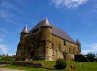 Idée de Sortie Sommerance Eglise de Saint-Juvin