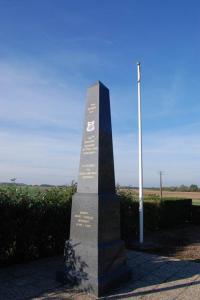 Idée de Sortie Liry Monument américian du 369ème RI et du 15ème RI de couleur