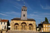 Idée de Sortie Semide Eglise Saint-Maurille