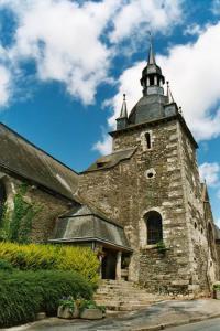 Idée de Sortie Plumieux Eglise Saint-Pierre à Lanouée