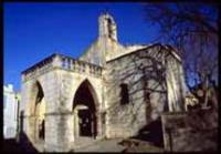 Chapelle-Notre-Dame-de-Pitie Saint Rémy de Provence