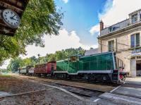Idée de Sortie Bonzac Train Touristique et musée ferroviaire