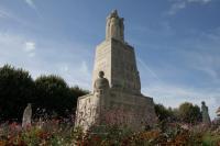 Idée de Sortie Soissons Le monument aux morts de Soissons