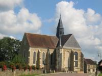 Idée de Sortie Chessy les Prés EGLISE SAINT JEAN-BAPTISTE DE VANLAY