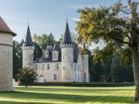 Idée de Sortie Parempuyre Parc et pigeonnier du château d'Agassac