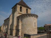 Idée de Sortie Saint Magne de Castillon Eglise de Sainte-Colombe