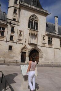 Idée de Sortie Marmagne Palais Jacques Coeur