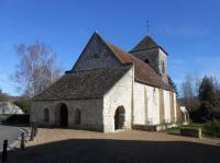Idée de Sortie Ligueil Église romane Saint-Martin