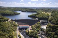Idée de Sortie Orsennes EDF barrage hydroélectrique d'Eguzon
