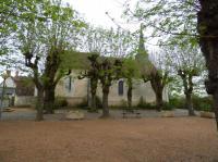Idée de Sortie Mareuil sur Arnon Eglise Saint-Aubin