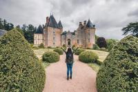 Idée de Sortie Concressault Château et Jardin de Blancafort