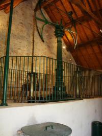 Idée de Sortie Saint Aignan Balancier hydraulique