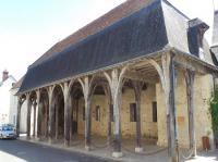 Halle des Cardeux Orbigny