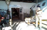 Pole Aéronautique d´Avord Nohant en Gout