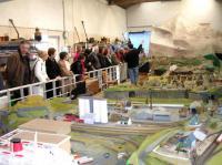 La Petite France - Musée animé de Trains Miniatures Les Essards