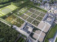 Idée de Sortie Luynes Château et Jardins de Villandry