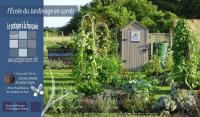Idée de Sortie Cheillé Le Potager en carrés à la française - École du Jardinage en Carrés