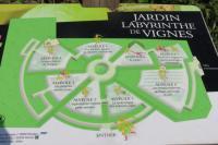 Idée de Sortie Allouis Jardins Labyrinthe de Vignes