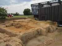 Musée et site archéologiques d'Argentomagus, jardin romain-Credit-Musee-d-Argentomagus
