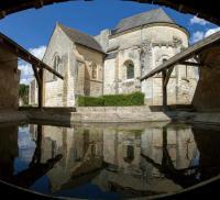 Idée de Sortie Cravant les Côteaux Sanctuaire carolingien