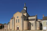 Idée de Sortie Neuillay les Bois Eglise abbatiale Saint-Pierre de Méobecq