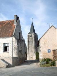 Idée de Sortie Sorigny Visite guidée du village du Louroux