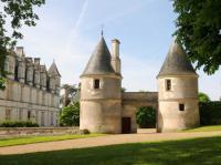Chateau de Nitray Cigogné