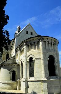 Idée de Sortie Clion Eglise abbatiale Sainte-Marie