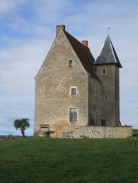 Idée de Sortie Flavigny Château de la Motte Beraud