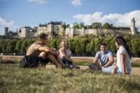 Idée de Sortie La Roche Clermault Forteresse royale de Chinon