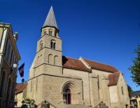 Idée de Sortie Saint Denis de Jouhet Eglise Saint-Denis-de-Jouhet