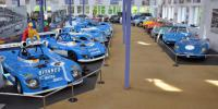 Musée Espace automobiles Matra Villefranche sur Cher