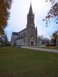 Idée de Sortie Mareuil sur Arnon Eglise Saint-Maurice