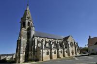 Idée de Sortie Graçay Eglise Saint-Laurian