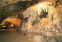 Grottes Pétrifiantes de Savonnières-Villandry Saint Genouph