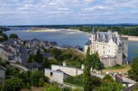 Chateau de Montsoreau - Musée d´art contemporain Fontevraud l´Abbaye