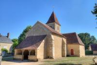 Idée de Sortie Saint Août Eglise Sainte Anne
