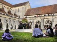 Idée de Sortie Colombiers Abbaye de Noirlac